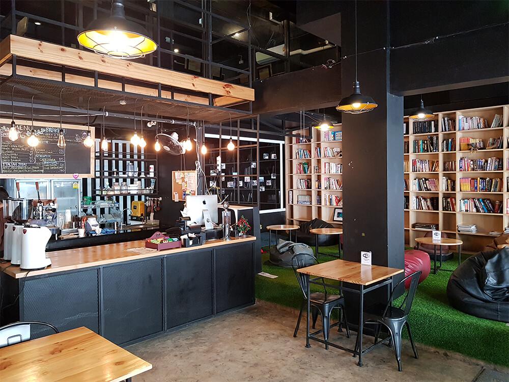 Café Tipp in mitten von Chiang Mai