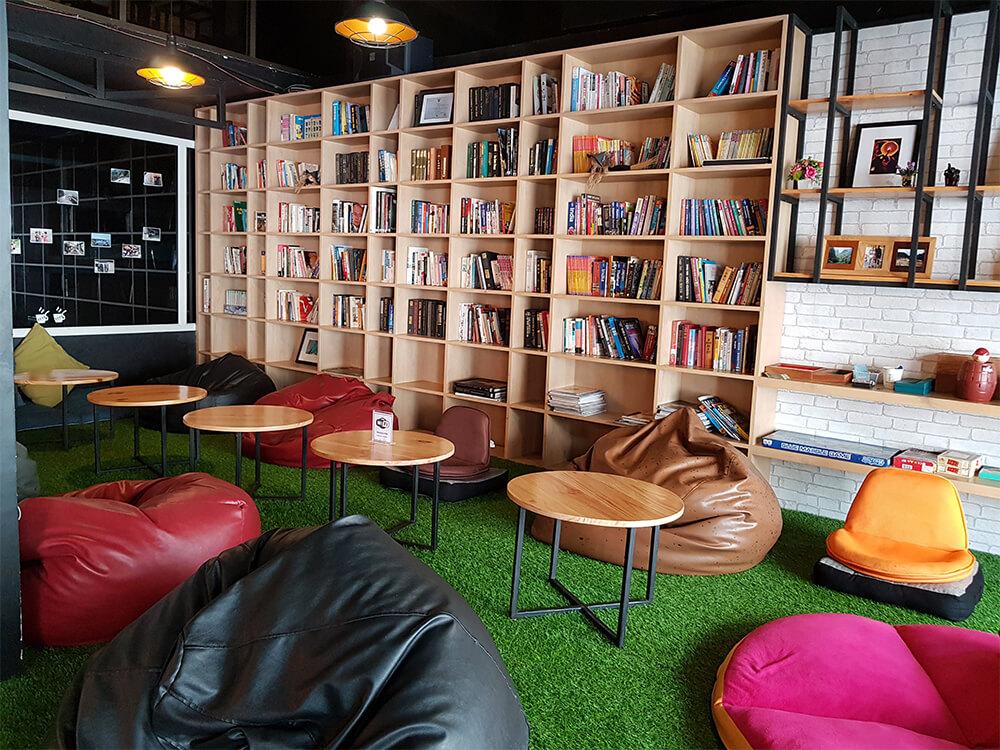Kaffekultur in Chiang Mai - Cafe Tipp Mic Café
