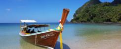 Urlaubsparadies in Südthailand: Koh Mook