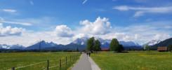 100 KM Wanderung München